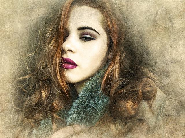 Woman, Portrait, Model, Girl, Adult, People, Female