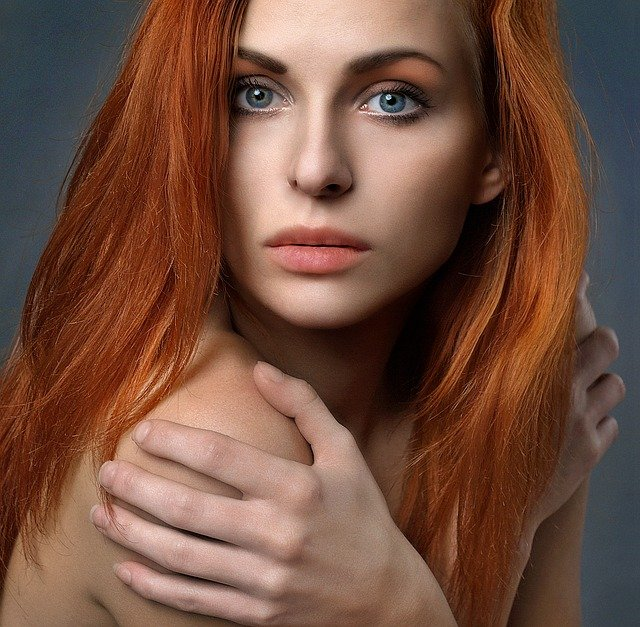Girl, Portrait, Woman, Face, Beauty, Model, Posing
