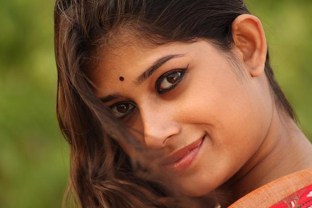 Model, Girl, Bengali, Woman, Face, Portrait, Indian