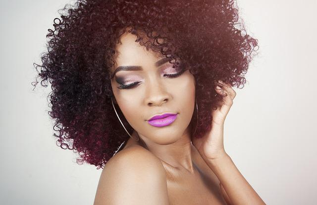 Woman, Model, Hairstyle, Makeup, Curly Hair, Cosmetics