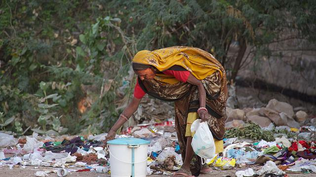 India, Reuse, Resources, Woman