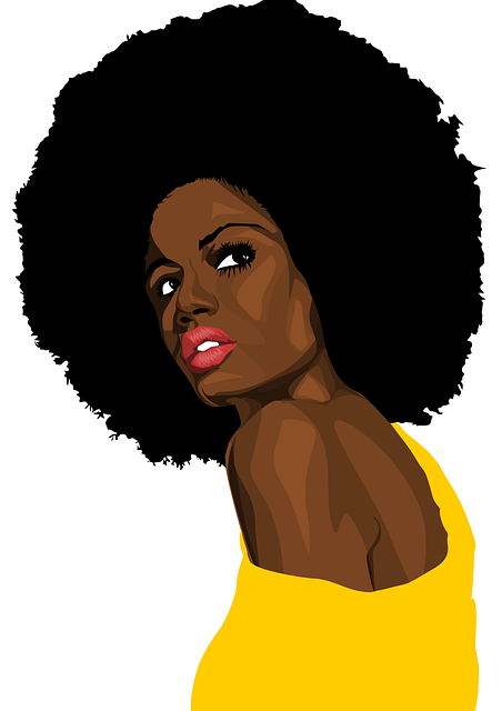 Pin Up, Mode, Black, Woman, Women, Africa, African