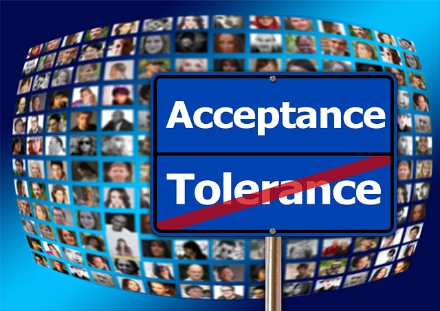 Acceptance, Tolerance, Human, Man, Woman, Personal