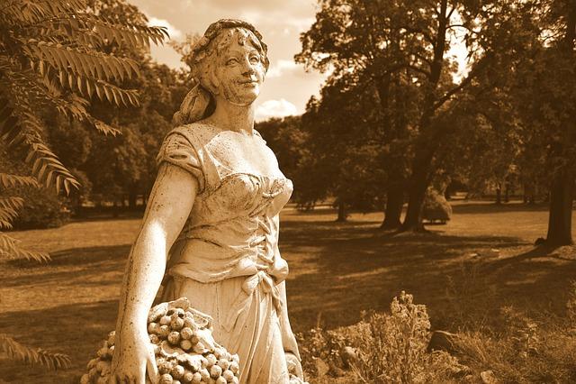Statue, Sculpture, Figure, Woman, Girl, Art, Artwork