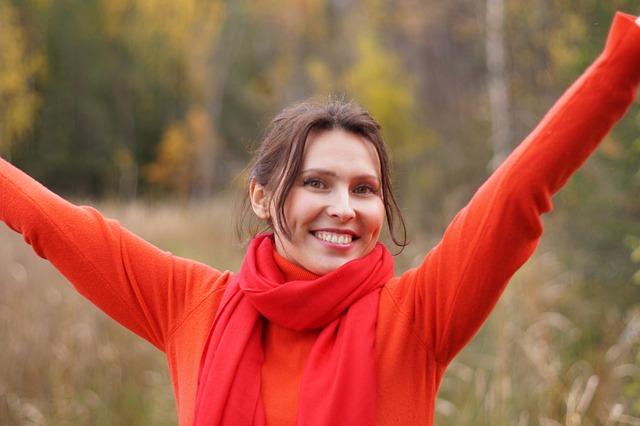 Girl, Woman, Smile, Beauty, Cheerfulness, Health