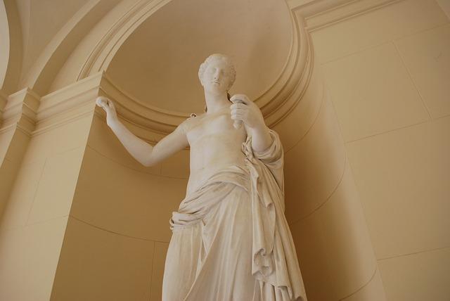 Sculpture, Art, Woman, Statue, Architecture, Style