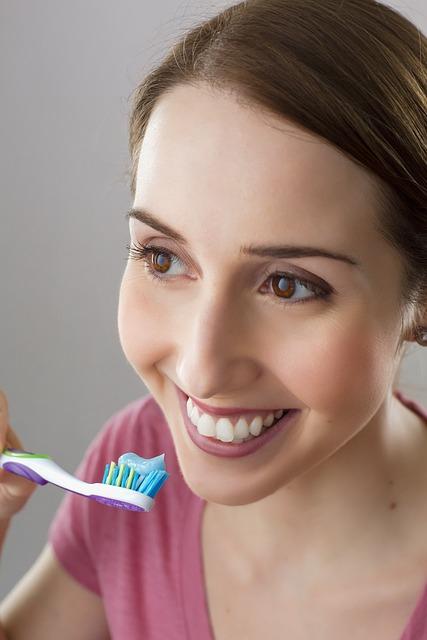 Woman, Dentist, Toothbrush