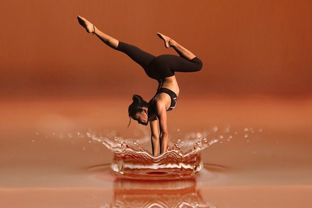 Balance, Force, Dance, Yoga, Meditation, Woman, Fitness