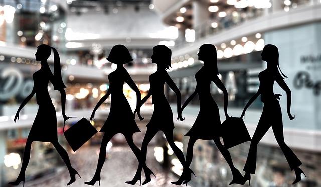 Shopping, Women, Shops, Women Shopping, Woman Shopping