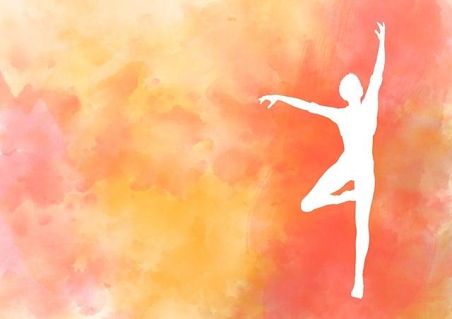 Silhouette, Women, Dance, Figure, Silhouette Woman
