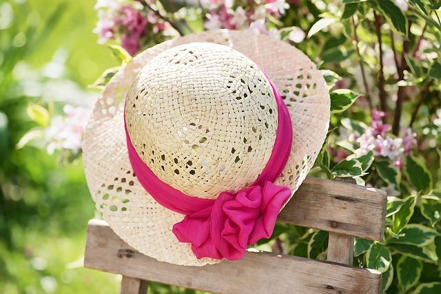 Hat, Women's Hat, Fashionable, Headwear, Straw Hat
