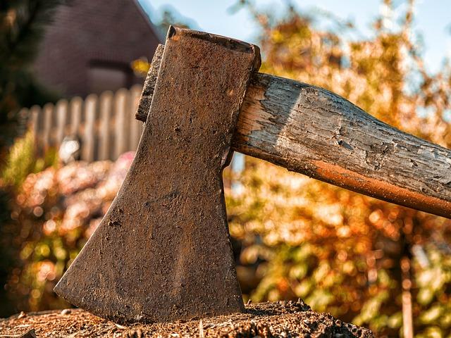 Axe, Ax, Hack, Wood Chop, Tool, Wood, Make Wood, Cases