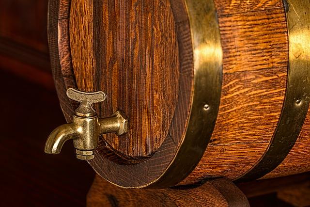 Beer Barrel, Keg, Cask, Oak, Barrel, Beer, Wood, Wooden