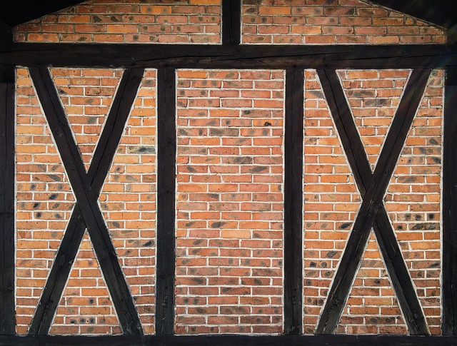 Lake Dusia, Brick, Brick Wall, Wall, Wood, Designs
