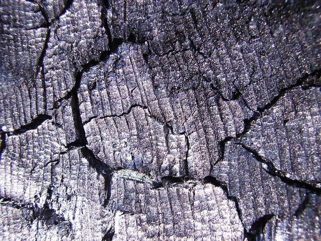 Carbon, Charcoal, Wood, Burned, Ash, Firewood
