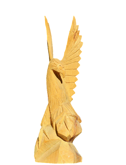 Adler, Carving, Wood Carving, Artwork, Sculpture, Art
