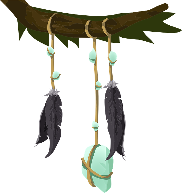 Amulet, Pendant, Twig, Branch, Wood, Charms, Symbol