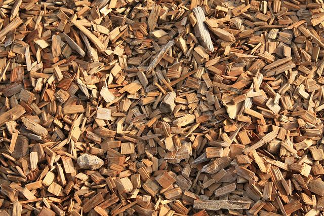 Wood, Chips, Wood Chips, Chopped, Wood Splitter