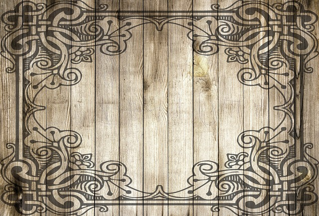 Wood, Frame, Outline, Decoration, Texture, Boards