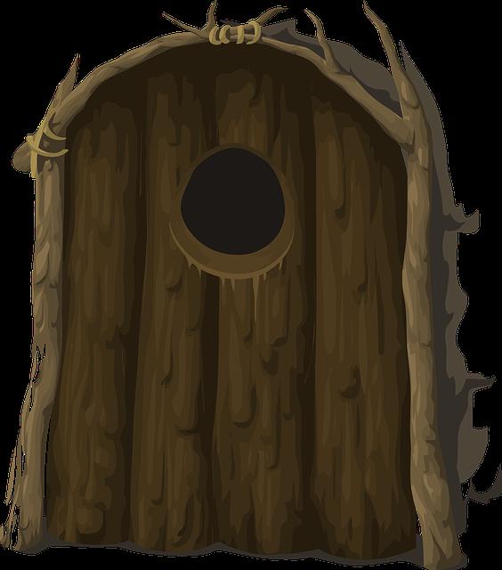 Door, Wood, Wooden, Entrance, Entry, Old