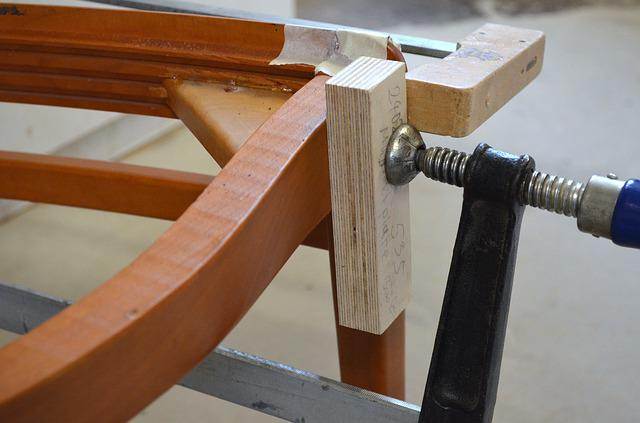Wood, Joinery, Carpenter, Craft, Ferrule, Tool, Chair