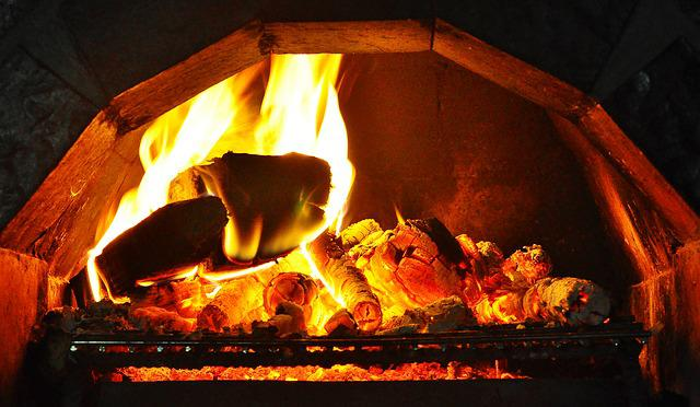 Fire, Fireplace, Censer, The Flame, Burn, Wood, Hot