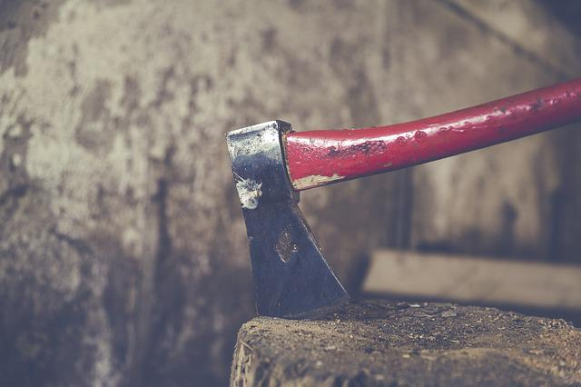 Axe, Wood, Hack, Cases, Wood Chop, Woodworks, Ax