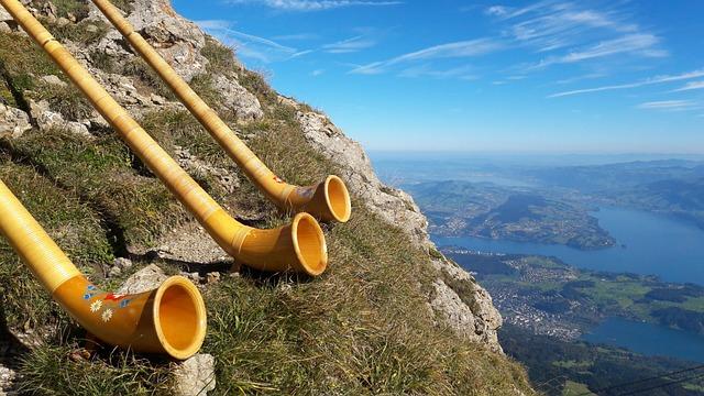 Alphorn, Musical Instrument, Horn, Wood Instrument