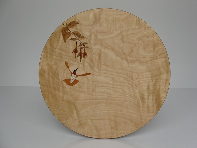 Marquetry, Crafts, Wood Laminate