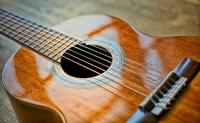 Guitar, Strings, Wood, Music Instrument, Set