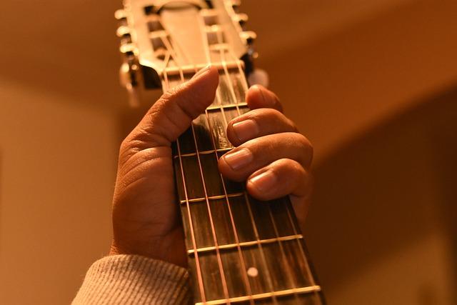 Guitar, Music, Musician, Wood