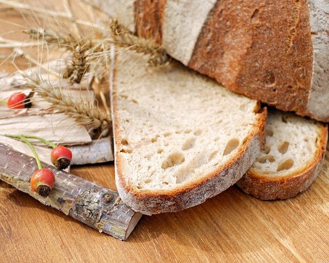 Bread, Wood Oven Bread, Bread Crust, Crispy, Baked