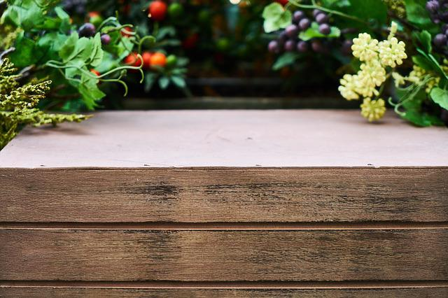 Wood-fibre Boards, Wood, Plant, Garden, Spring, Flower