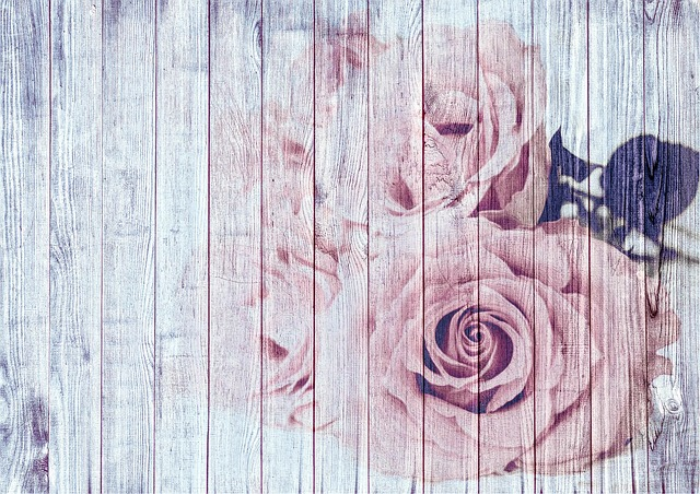 Vintage, Shabby Chic, Background, Decoration, Wood