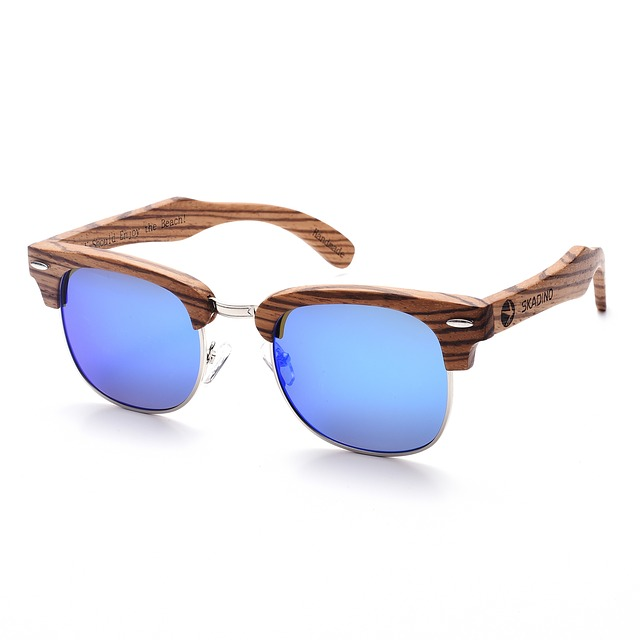 Wood Sunglasses, Clubmaster Sunglasses