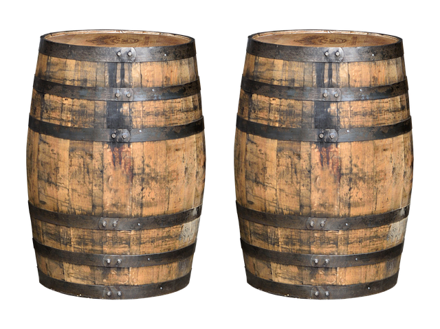 Whiskey Barrels, Barrels, Whisky, Wooden Barrels, Wood