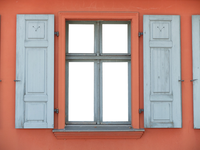 Window, Shutters, Wood, Old, Frame, Closed, Png