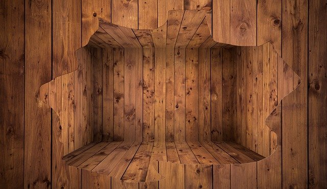 Mystery, Room, Secret, Wood, Unusual, Wooden, Old