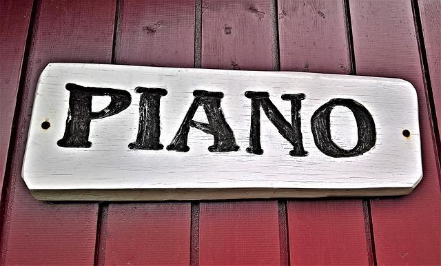 Wooden Board, Nameplate, Painted White, Font