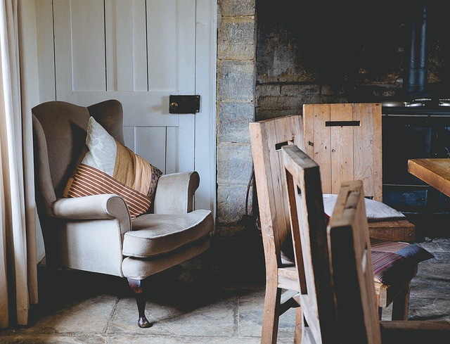 Armchair, Chairs, Wooden Chairs, Interior Home, Dining