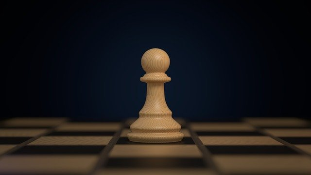 Chess, Chess Board, Pawn, Game, Wooden, Chess Piece