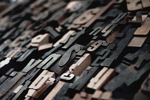 Alphabets, Blur, Close-up, Focus, Letter, Wooden