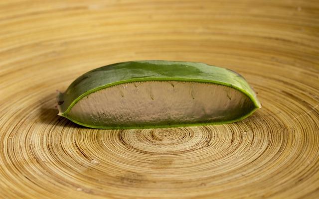 Food, Wooden, Healthy, Wood, Desktop, Aloe, Vera, Plant