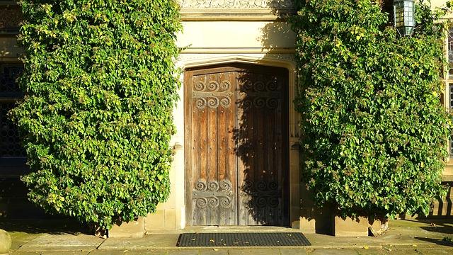 Door, Wooden, Entrance, Wood, Home, House, Design