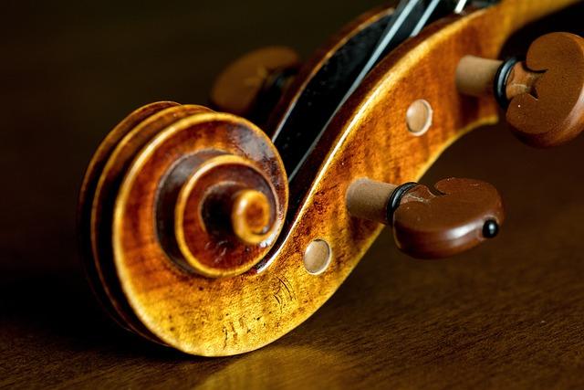 Wood, Instrument, Vintage, Wooden, Violin, Old