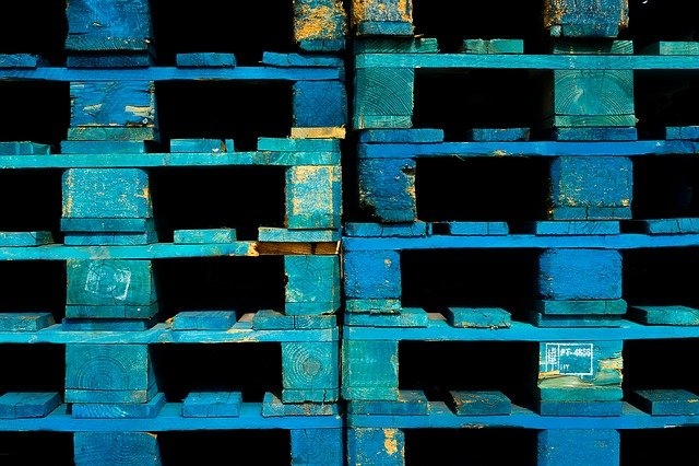 Texture, Wooden Pallets, Pallets, Wood
