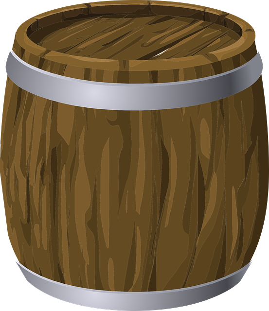Barrel, Keg, Wood, Vintage, Wooden, Winery, Cellar