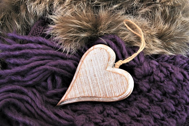 Wooden Heart, Wool, February, 14, The Structure Of The