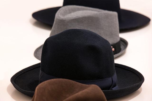 Hats, Felt, Fedora, Headwear, Hutkrempe, Wool Felt