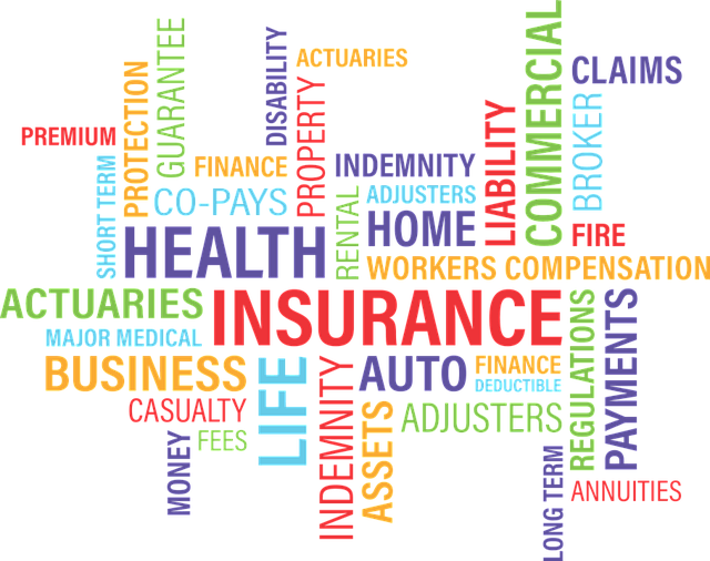 Blog, Word Cloud, Wordle, Graphic, Insurance, Concept